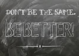 Be Better Message
